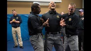 Police Academy Taser & Pepper Spray