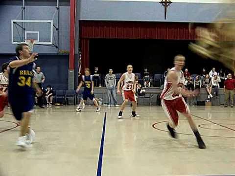 St Paul Westlake -- Basketball -- Chris makes it look easy!