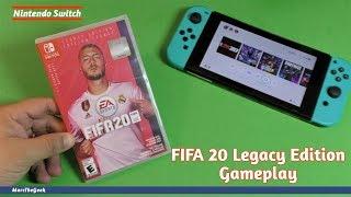 FIFA 20 Legacy Edition Gameplay