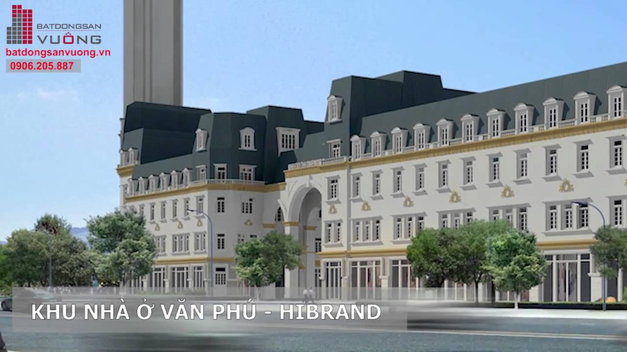 Giới thiệu khu đô thị Văn Phú – Hà Đông – Hà Nội