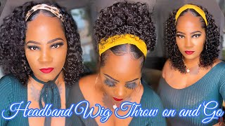 Download MUST WATCH / NO Lace No GLUe / Headband Trend / Edge Work / Human Hair / YWIGS