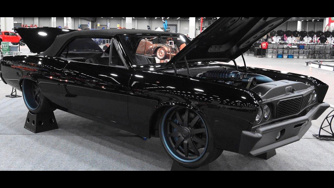Chevy Chevelle 2016 >> 1967 Chevrolet Chevelle Detox Miranda Built 2016 Detroit Autorama