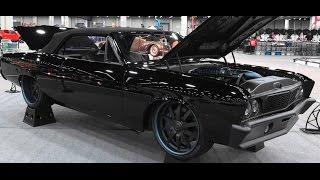 "1967 Chevrolet Chevelle  ""Detox""  Miranda Built 2016 Detroit Autorama"