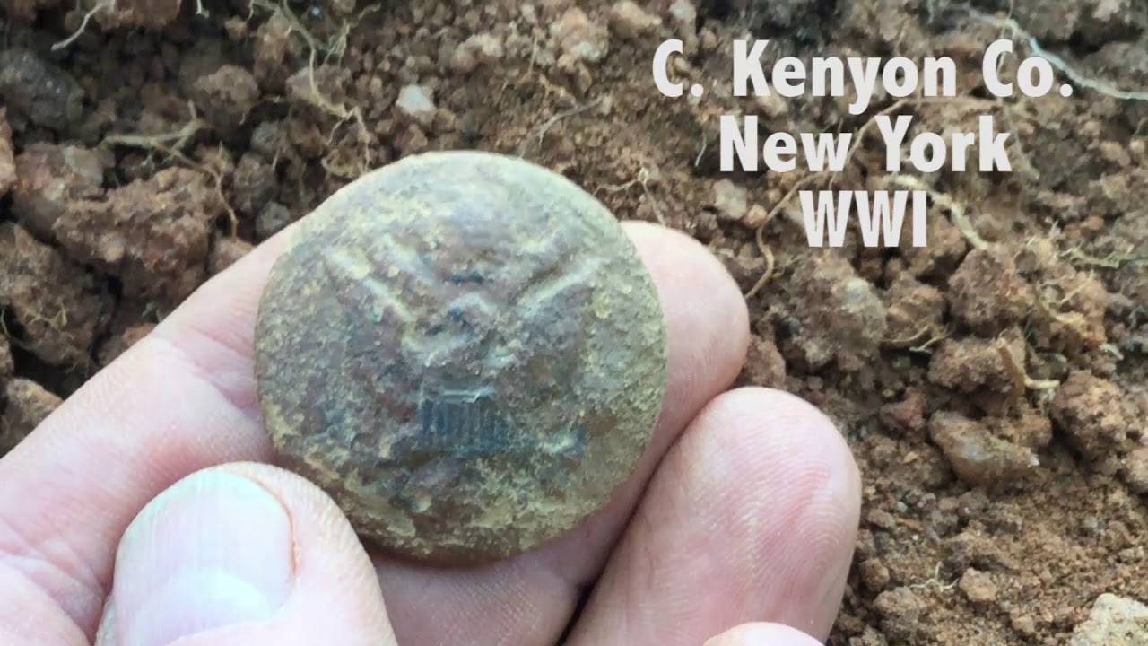 Metal Detecting with Lugnut #63 - Great Seal