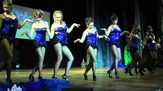 Новогодний концерт танцевальной команды «Plastilin»