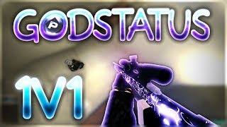 1V1 Against GODSTATUS in Phantom Forces