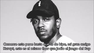 Big Sean Control Kendrick Lamar Solo Subtitulado En Español