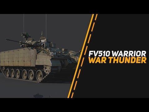 FV501 Warrior САМЫЙ СЛАБЫЙ ББМ в War Thunder