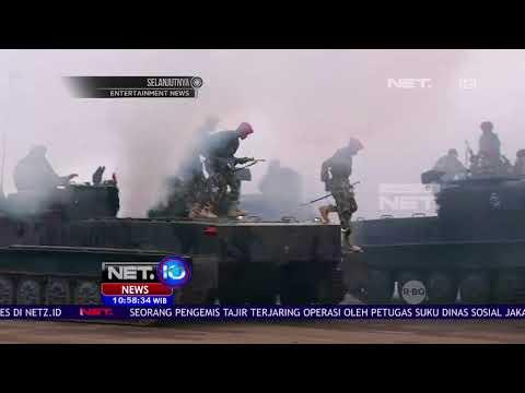 Peringatan HUT Marinir ke 72 Tahun - NET10