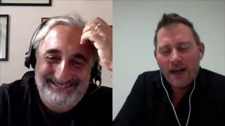 my chat with josh zepps former host at huffpost live the saad truth 283
