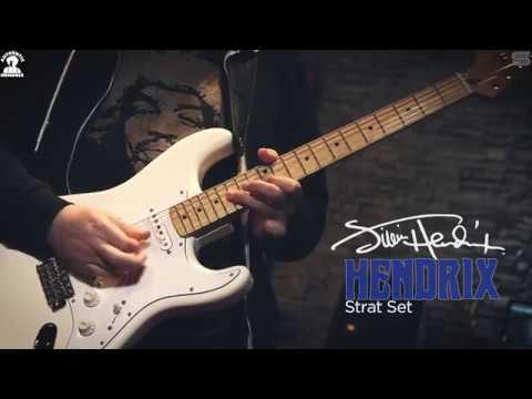 Seymour Duncan, Jimi Hendrix™ Signature Strat Set