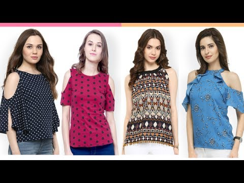 latest designer tops designs for girls 2017 youtube