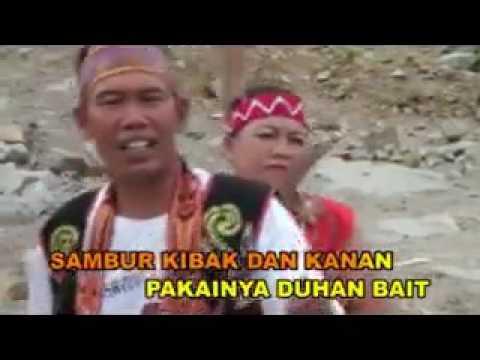 lagu dayak terpopuler di ruai TV  jokak ( randau ) batang koling
