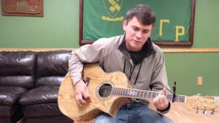 She got the best of me, by Luke Combs (cover) Video