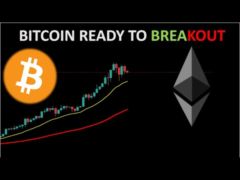 🛑URGENT: BITCOIN READY TO BREAKOUT | ETHEREUM READY TO EXPLODE