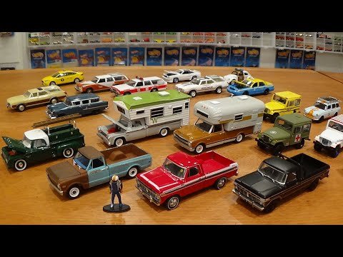 Greenlight FALL HAUL - 20 Vehicle REVIEW!