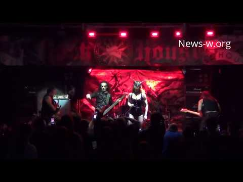 MartYriuM Full Show in Moscow Black Metal Convention 2017