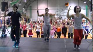 They don't care about us salsa version- Michael Jackson Zumba® Fitness