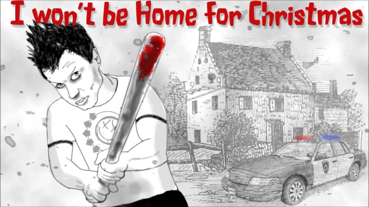 Losers Of The Year - I Won\'t Be Home For Christmas (Blink-182 Cover ...