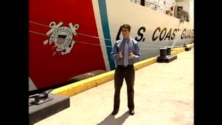 Coast Guard welcomes home Cutter Jarvis ship