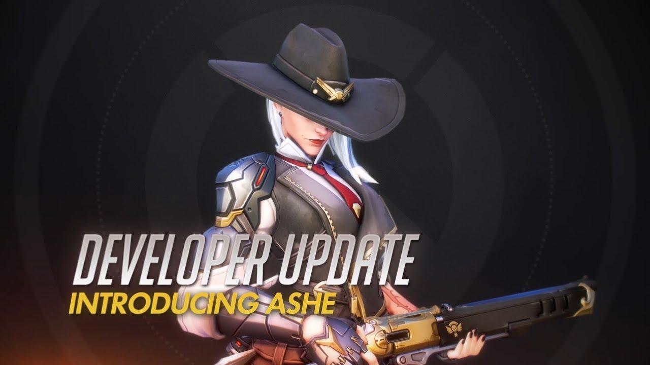 Ashe Update