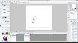 Clip Studio Paint Animation Tutorial