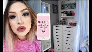 my makeup collection 2 0