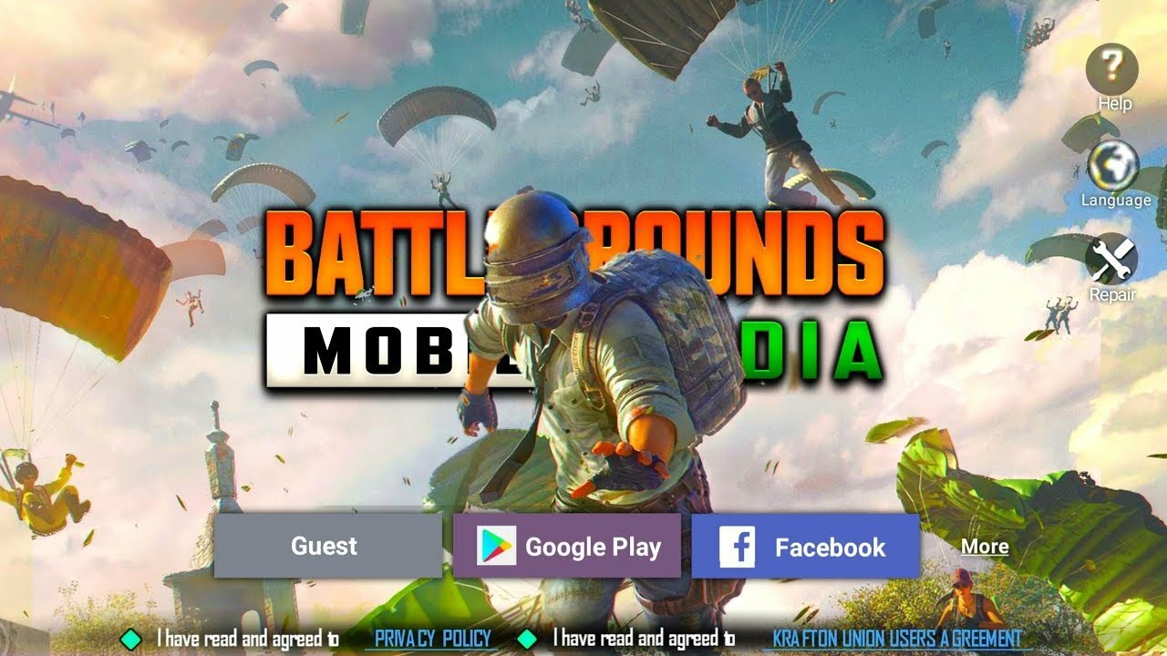 😍Official Gameplay TRAILER With RELEASE DATE Now | BATTLEGROUNDS MOBILE INDIA !!