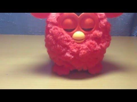 Обзор Furby 2012.