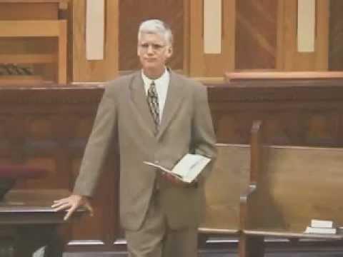 030816. Sermon - Greg Nelson