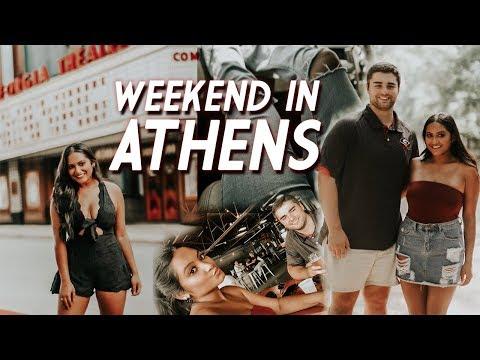 Breweries, Coffee Shops, & UGA Campus | WEEKEND IN ATHENS, GA
