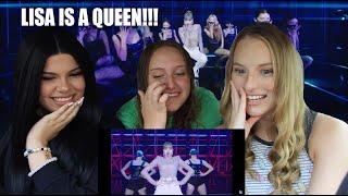 LISA: LALISA (TV Debut) | The Tonight Show Starring Jimmy Fallon | Reaction
