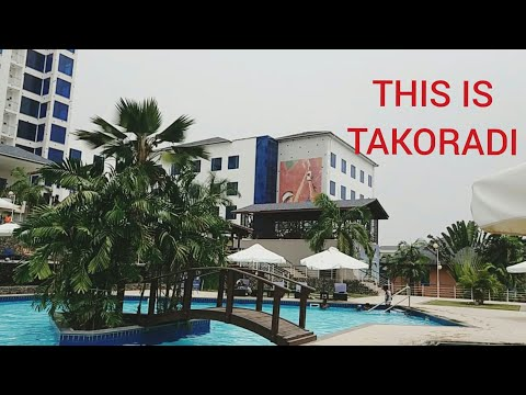 See How Takoradi Look 2020 || This Is Takoradi The World Don't Know It's Exist In Ghana.