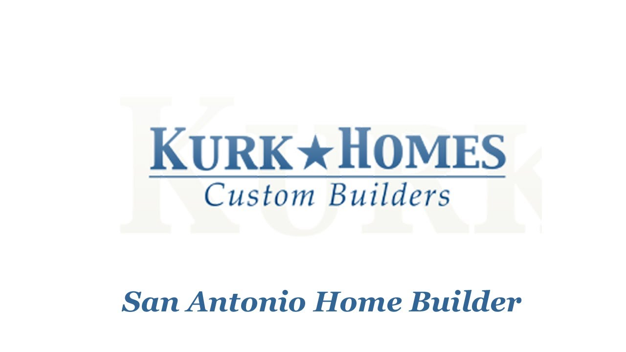 Custom home builders san antonio kurk homes affordable for Cheapest custom home builders