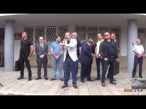 ՀՀ վարչապետ՝ Նիկոլ Փաշինյանի ելույթը Բերդ քաղաքում
