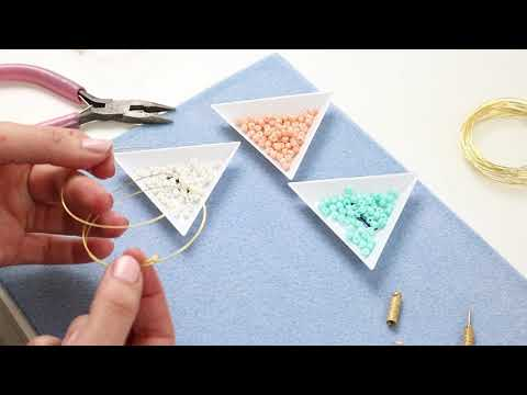 Handmade Jewellery: Memory Wire Beadalon ♡ DIY
