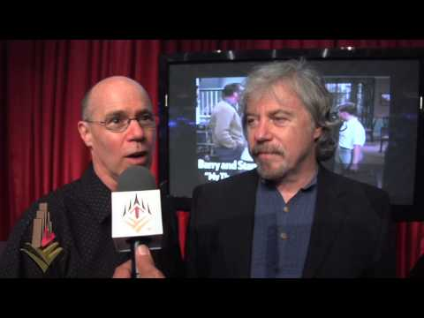 Barry and Stanley Livingston (Interview) at Thunder Valley Casino Resort  (Part 1)