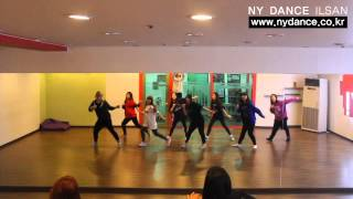 Spice Girls - Wannabe Cover Dance Choreography By NYDANCE 엔와이댄스