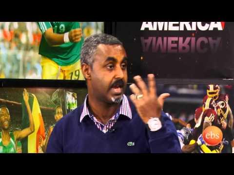 Sport America, Interview With Zelalem Woldeyess