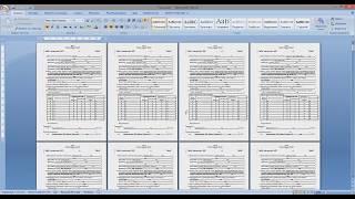 Заповнення документів Word даними з Excel. Злиття Word