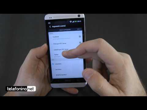 HTC One videoreview da Telefonino.net