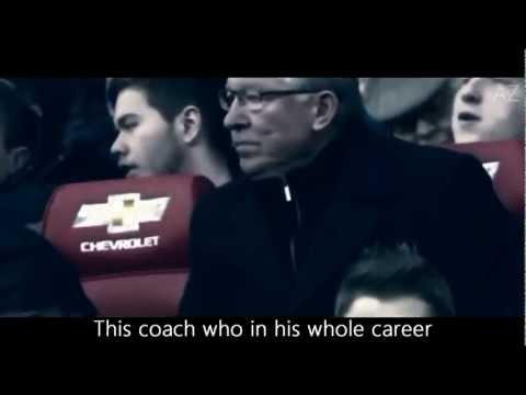 Arab Commentator On Sir Alex Ferguson(ENG sub)