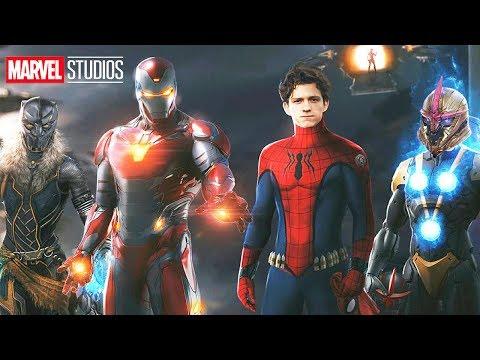 Avengers 5 Announcement Breakdown - Marvel Phase 4 Teaser Explained