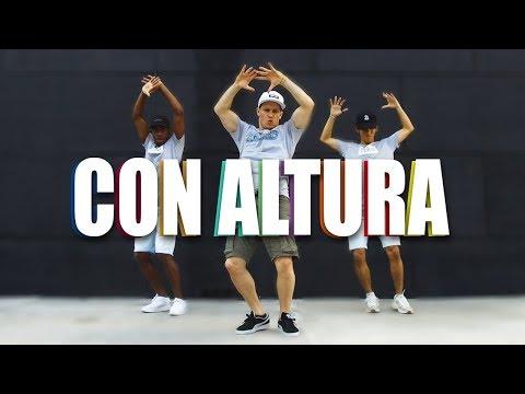 CON ALTURA - Rosalía, J Balvin Ft. El Guincho I Choreographer Tiago Montalti