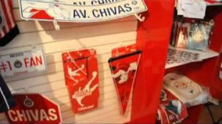 El Clasico de Clasicos: Tienda Chivas