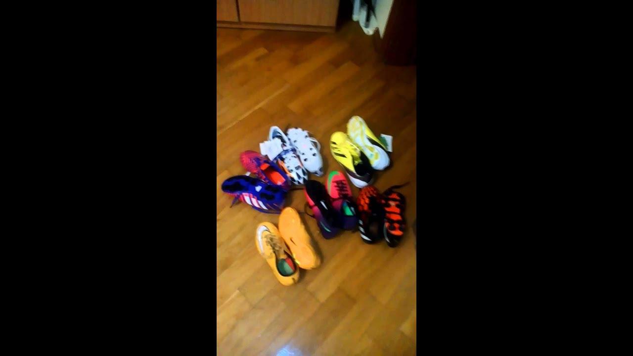 Фирменные футбольные бутсы для футбола в официальном интернет магазине adidas. Модели всех цветов и размеров в наличии. Доставка по россии.