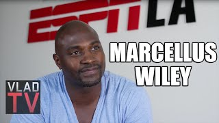 Marcellus Wiley on a Scary Encounter With Suge Knight at a Club