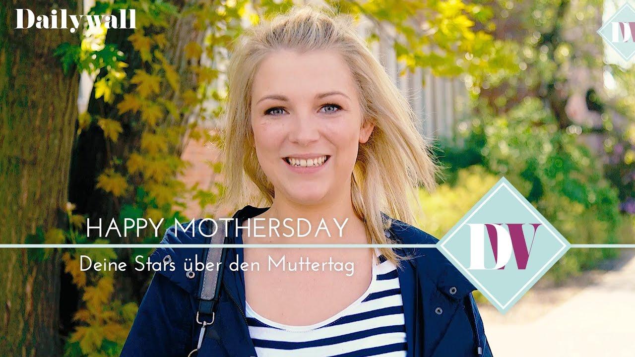Für Alle Mamas ️️ Alles Gute Zum Muttertag Von Den Stars