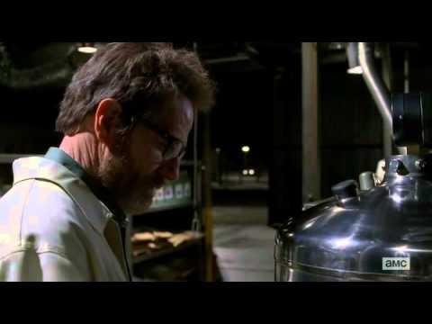 Breaking Bad - Last Scene - Finale - (Baby Blue - Badfinger) - Spoiler alert