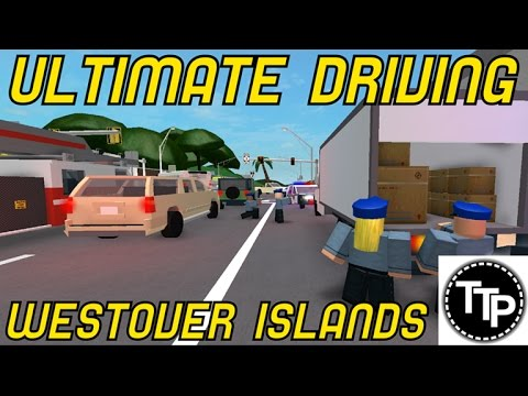 [Roblox: Ultimate Driving] Streaming With Friends